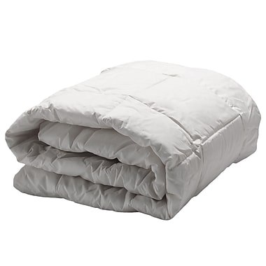 AllerEase Hot Water Washable Allergy Protection Comforter; King