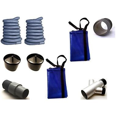 Dustless Technologies Dustless Pro 600 3 Way Industrial Vacuum Hose Kit