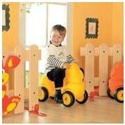 Wesco NA Wescomobile Push/Scoot Car; Yellow