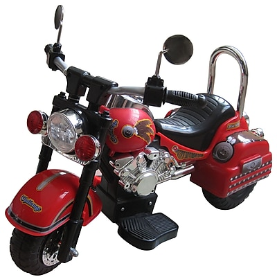 Merske LLC Harley 6V Battery Powered Motorcycle;