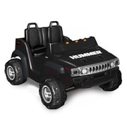 Kidz Motorz Hummer H2 12V Battery Powered Jeep; Black by
