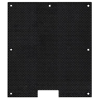Afinia (E-30-02) Cell/Perf Board for Afinia H480 3D Printer