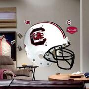 Fathead College Teams NCAA Helmet Wall Decal; South Carolina