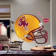 Fathead College Teams NCAA Helmet Wall Decal; Arizona State