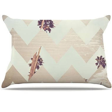 KESS InHouse Oasis Pillowcase; Standard