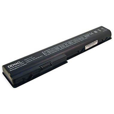 8-Cell 5200mAh Li-Ion Laptop Battery for HP Pavilion, (NM-HSTNN-IB75)