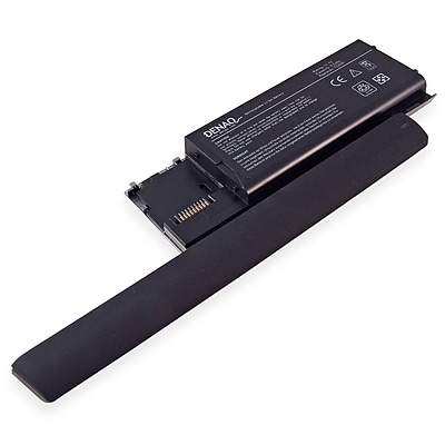 9-Cell 6600mAh Li-Ion Laptop Battery for DELL Latitude; (NM-TD175)