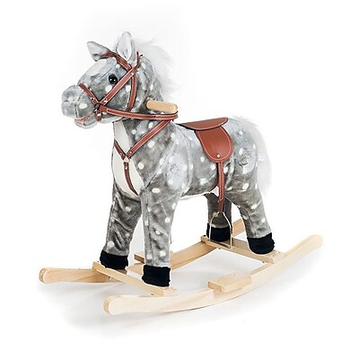 Happy Trails Rocking Haley Horse Ride On Rocker