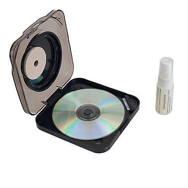 Kinyo® 72-CDC128 Radial DVD/CD Cleaning System