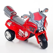 Lil' Rider Top Racer Sport Bike, Red