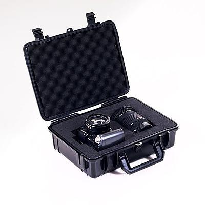 Northwest™ 75-PC2809 Waterproof/Impact Electronics/Camera Case, Black