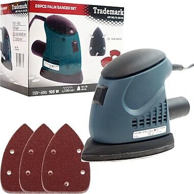 Stalwart™ 28 Piece Mouse Sander Set, 13000 RPM