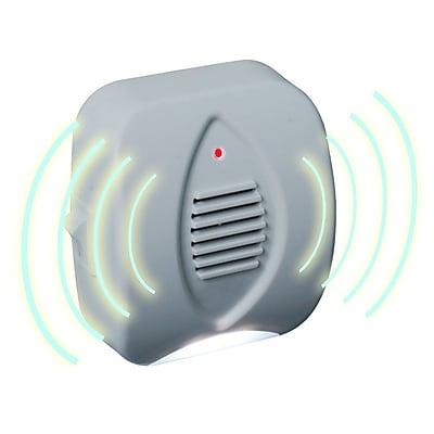 Stalwart™ Ultrasonic Pest Repeller With Built-in Night Light