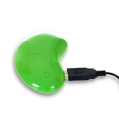 ArtDio® 5200mAh Power Bean Portable Cell Phone Power Bank, Green