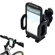 Trademark Universal Smartphone Bracket For Bicycles Bikes, Black