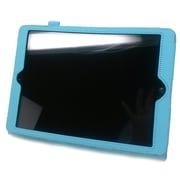Mgear Accessories 93585510M Tri Fold Folio Case for Apple iPad Air Tablet, Blue