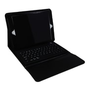 Mgear Bluetooth Keyboard Folio For iPad Air, Black