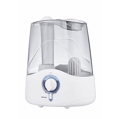 Optimus U-31001 1.5 gal Cool Mist Ultrasonic Humidifier; White