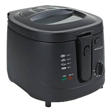 Brentwood® 2.5 Litre Deep Fryer, Black