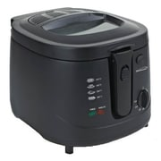 Brentwood® 2.5 Litre Deep Fryer; Black