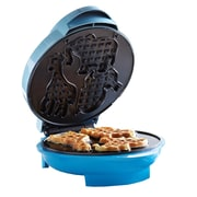 Brentwood 750 W Non-Stick Animal Shape Waffle Maker, Blue