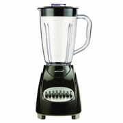 Brentwood® 12 Speed Blender With 1.5 Litre Plastic Jar, Black