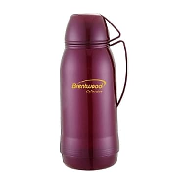 Brentwood® 0.45 Litre Coffee Thermos, Red