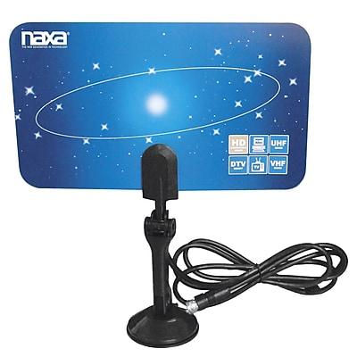 Naxa® NAA-306 Ultra Thin Flat Panel Style High Powered Antenna For HDTV/ATSC Digital Television