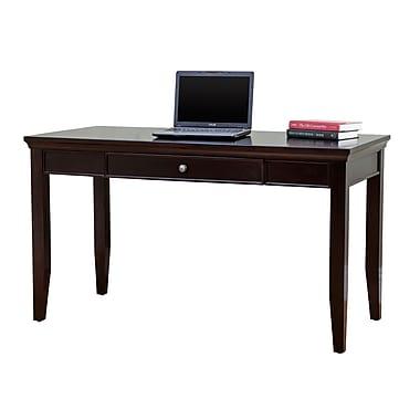 Kathy Ireland Home by Martin Fulton Hardwood Solid & Wood Veneer Writing Desk