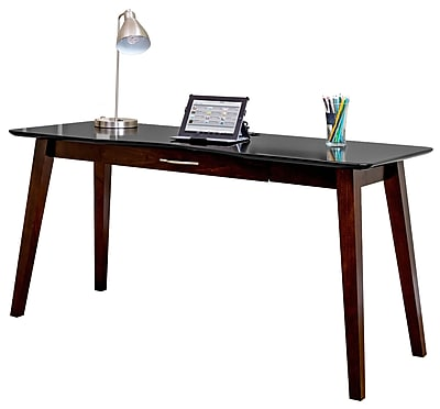 Kathy Ireland Home by Martin Infinity Laminate Writing Desk