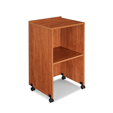 Oklahoma Sound Lectern Base, Cherry (112-CH)