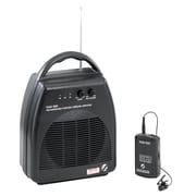 Oklahoma Sound® Portable PA System With Rechargeable Battery