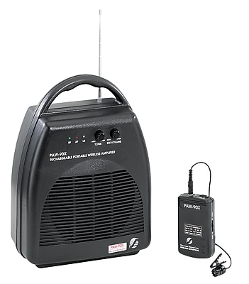Oklahoma Sound Portable Wireless PA System