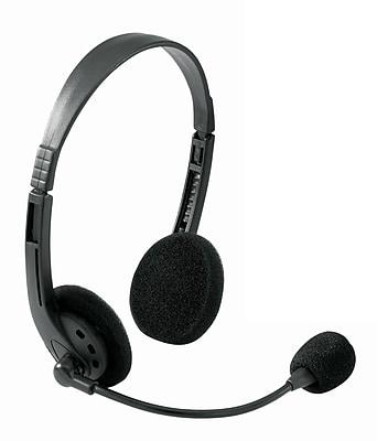 Oklahoma Sound® Wireless Headset Microphone, Black