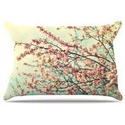 KESS InHouse Take a Rest Pillowcase; King