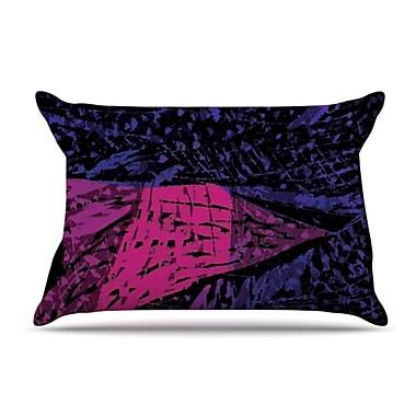 KESS InHouse Family 6 Pillowcase; King