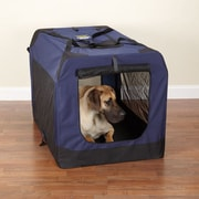 Guardian Gear Soft Pet Crate; Medium