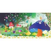 Mona Melisa Designs Fairy Girl Hanging Wall Mural