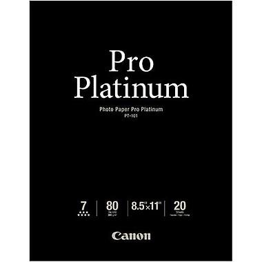 Canon Photo Paper, Pro Platinum, 8.5