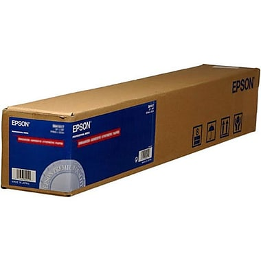Epson Double Weight Inkjet Wide Format Photo Paper, Matte, 24