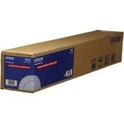Epson - Papier jet d'encre de première qualité, large format 170, lustré, rouleau de 24 po x 100 pi
