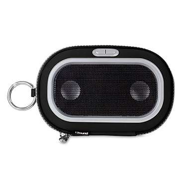 i.Sound ISOUND-1671 Concert To Go Portable Speaker Case, Black