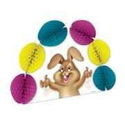 "Beistle 10"" Easter Bunny Pop-Over Centerpiece, 4/Pack"