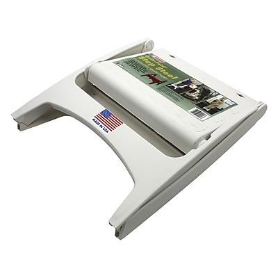Adams® Quik Fold Step Stool, White