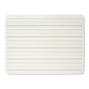"Charles Leonard 2 Sided Plain/Lined Lap Board, 9"" x 12"""