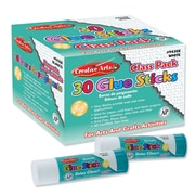 Charles Leonard 0.28 oz. Economy Glue Classpack, Clear