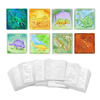 Chenille Kraft® Embossed Paper Dinosaur Collection