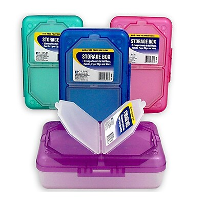 C-Line® Storage Box, Assorted