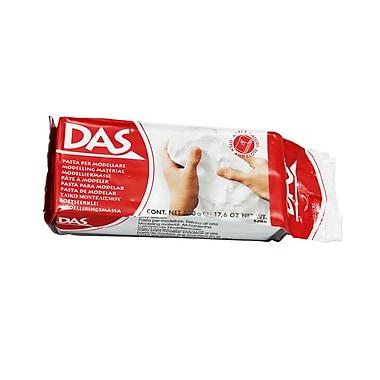 prang das air hardening modelling clay white dix387000 staples