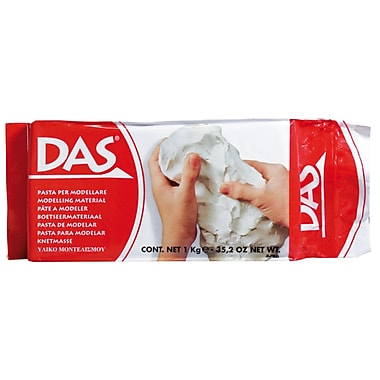 Prang Das Air Hardening Modelling Clay, 2/Pack (DIX387500)